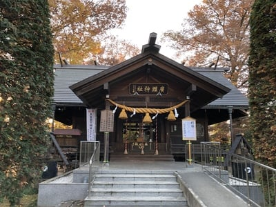埼玉県廣瀬神社の本殿