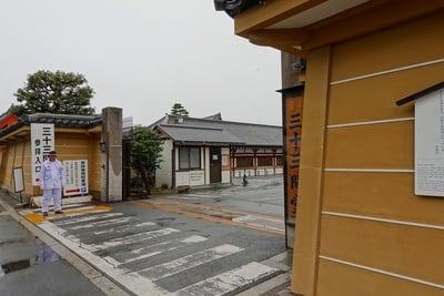 京都府三十三間堂(蓮華王院)の山門