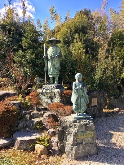 正福寺の像