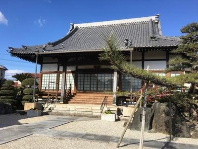 愛知県正等山 円福寺の本殿