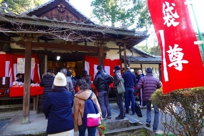 京都府来迎院(泉涌寺塔頭)の本殿