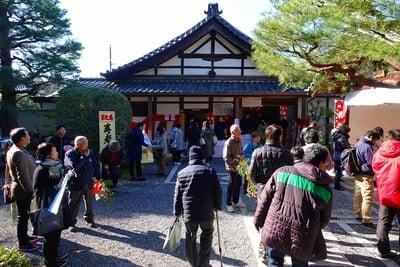 京都府法音院の本殿
