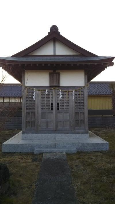 熊野諏訪神社(茨城県)
