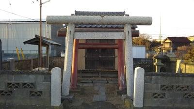 八百穂稲荷神社(茨城県)