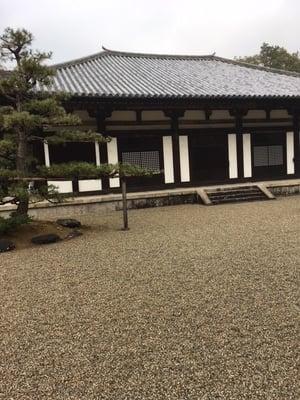 秋篠寺(奈良県)
