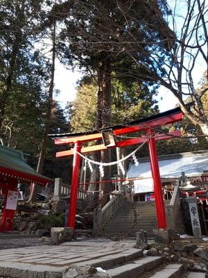 岩手県志和稲荷神社の鳥居