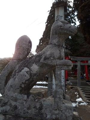 岩手県志和稲荷神社の写真