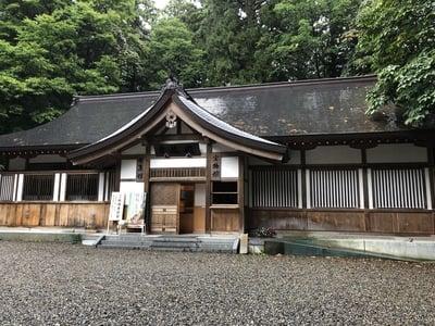 戸隠神社中社(長野県)