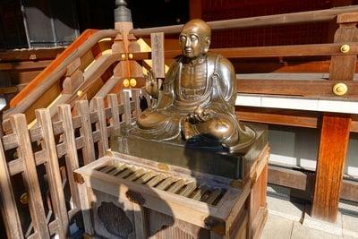 清荒神清澄寺の像