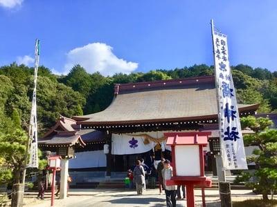 長崎県橘神社の本殿