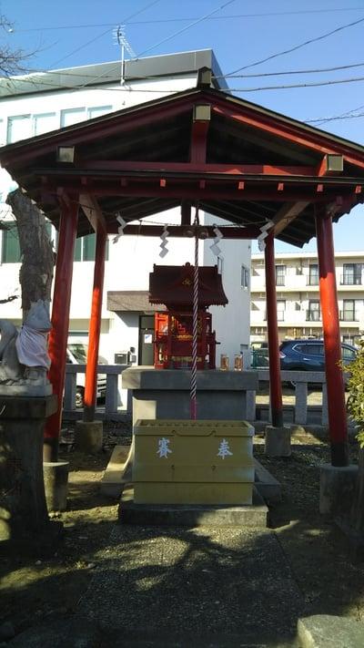 土佐稲荷神社(茨城県)