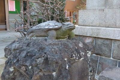 東京都隅田川神社の写真