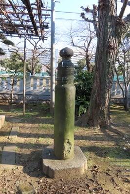 東京都隅田川神社の建物その他