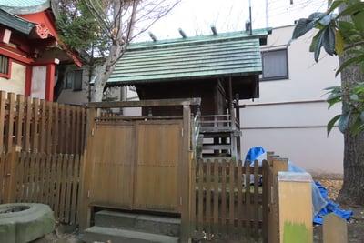 東京都秋葉神社の写真