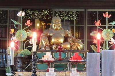 弘福寺の本殿