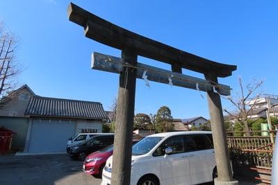 香取神社の鳥居