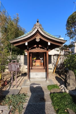 正福寺の末社