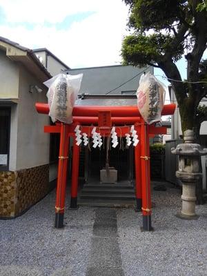 長浦神社(東京都)