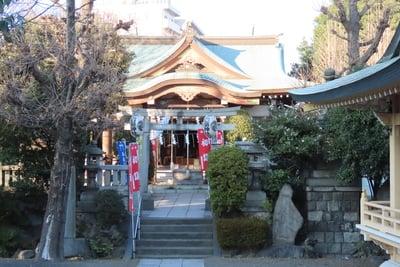 東京都白鬚神社の写真