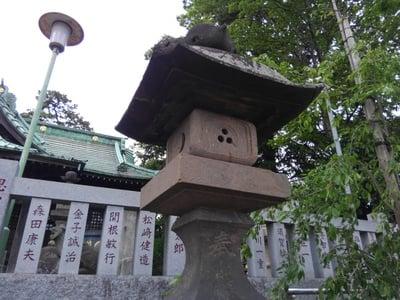 大曽根八幡神社(埼玉県)
