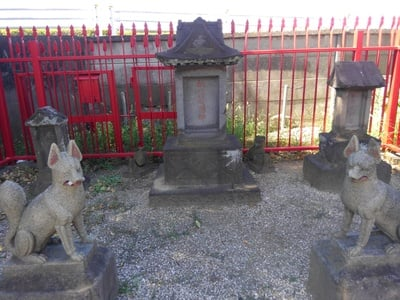 立石熊野神社の近くの神社お寺|諏訪野八幡神社