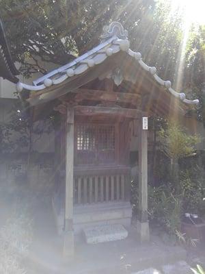 東京都善紹寺の写真