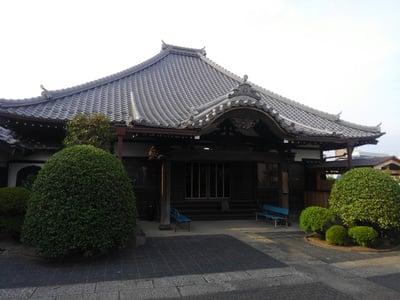 東京都上品寺の本殿
