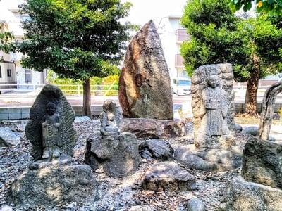 豊國神社の近くの神社お寺|八幡社(日比津八幡社)