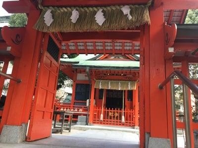 水鏡天満宮(福岡県)