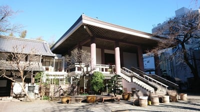 常圓寺の本殿