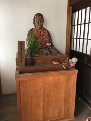 松秀寺の仏像