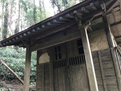 神社(名称不明)(千葉県)