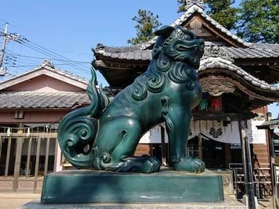 鬼鎮神社(埼玉県)
