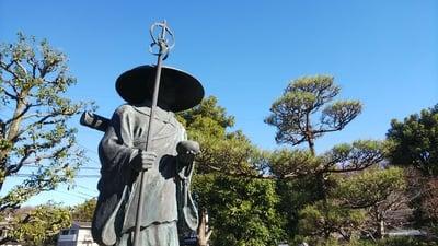 埼玉県光蔵寺の像