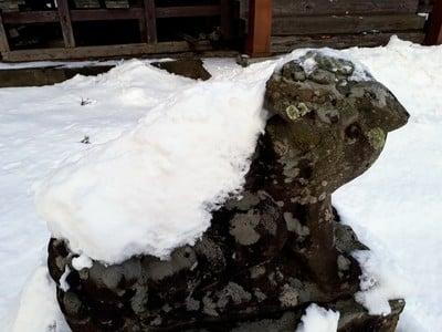 岩手県新山神社の写真
