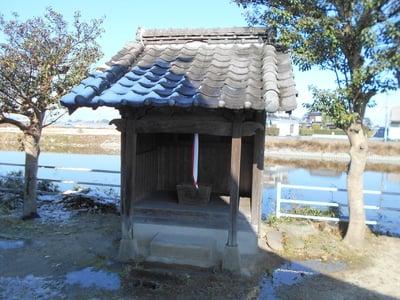 福岡県下田神社の末社