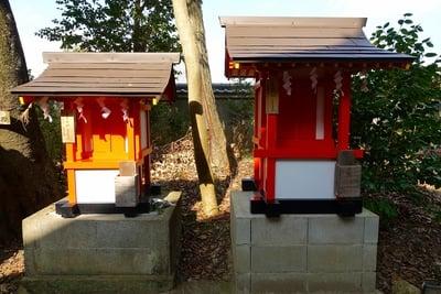 元石清水八幡神社の末社