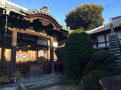 陽雲寺の本殿