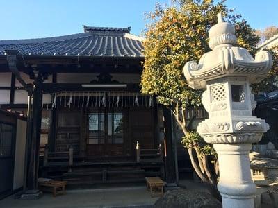 池本寺の本殿