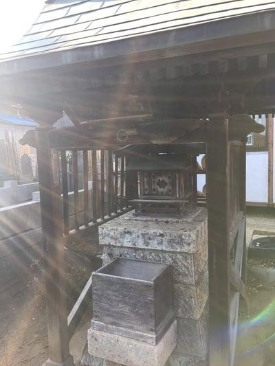 池本寺の末社