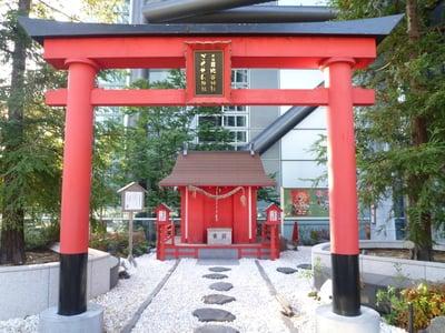 旧稲生神社の近くの神社お寺|日比谷神社