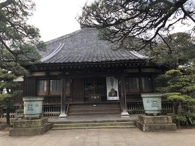 東京都妙勝寺の本殿