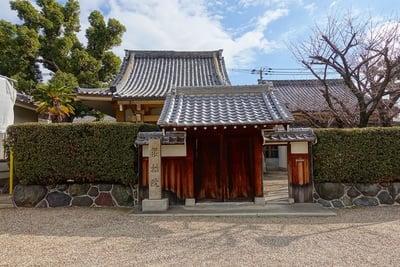 大念仏寺(大阪府平野(JR)駅) - 未分類の写真