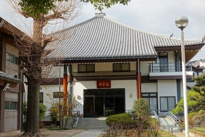 大念仏寺(大阪府平野(JR)駅) - 本殿・本堂の写真
