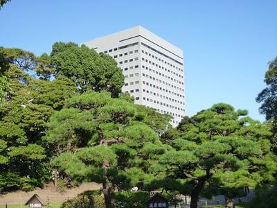 旧稲生神社(東京都築地市場駅) - 周辺の写真