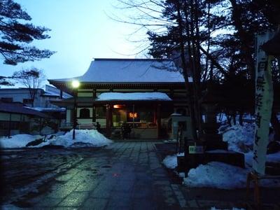 群馬県光泉寺の本殿
