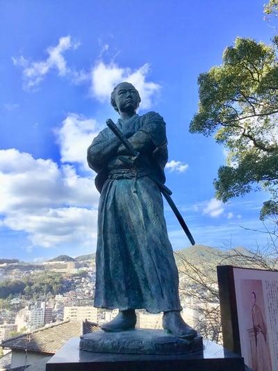 長崎県若宮稲荷神社の写真