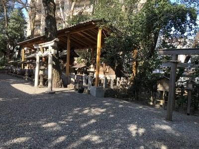 金神社(岐阜県名鉄岐阜駅) - 末社・摂社の写真