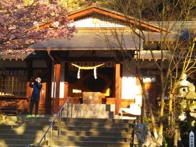 鹿児島県菅原神社の写真