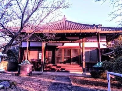 天根山 長泉寺の本殿